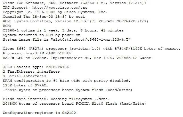 Q 101525: Which Cisco IOS command allows you to change