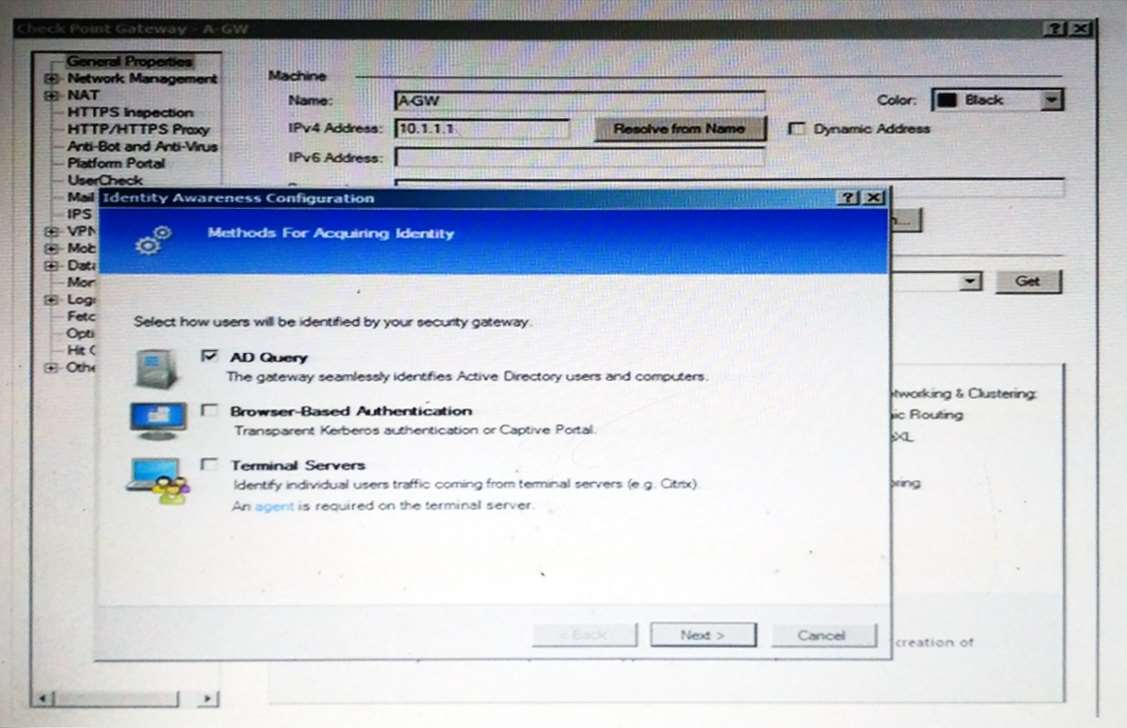CHECKPOINT HTTPS INSPECTION CONFIGURATION - Configure Check